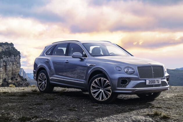 best luxury suv for you bentley bentayga