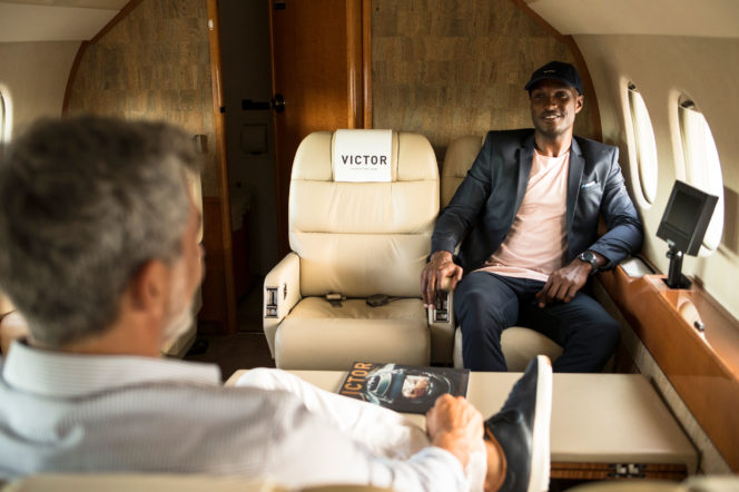 Victor reveal their most extraordinary private jet requests
