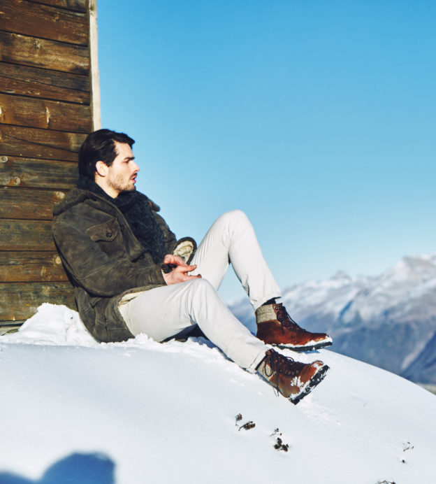 A gentleman's guide to après-ski style