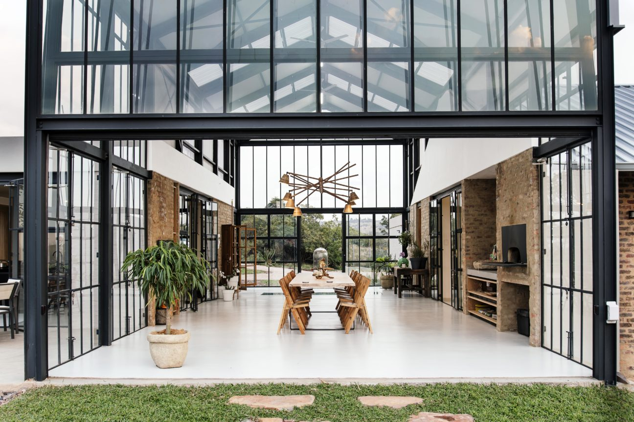 Step inside The Conservatory, a South African architectural marvel