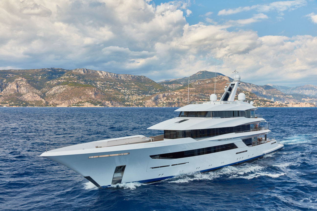 The Best Yachts To Charter In 2019 Gentleman S Journal