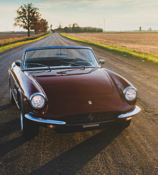 This sleek 1967 Ferrari is Pininfarina's finest hour