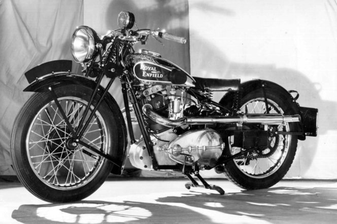 Royal Enfield — The brand that made man fall in love with the motorcycle