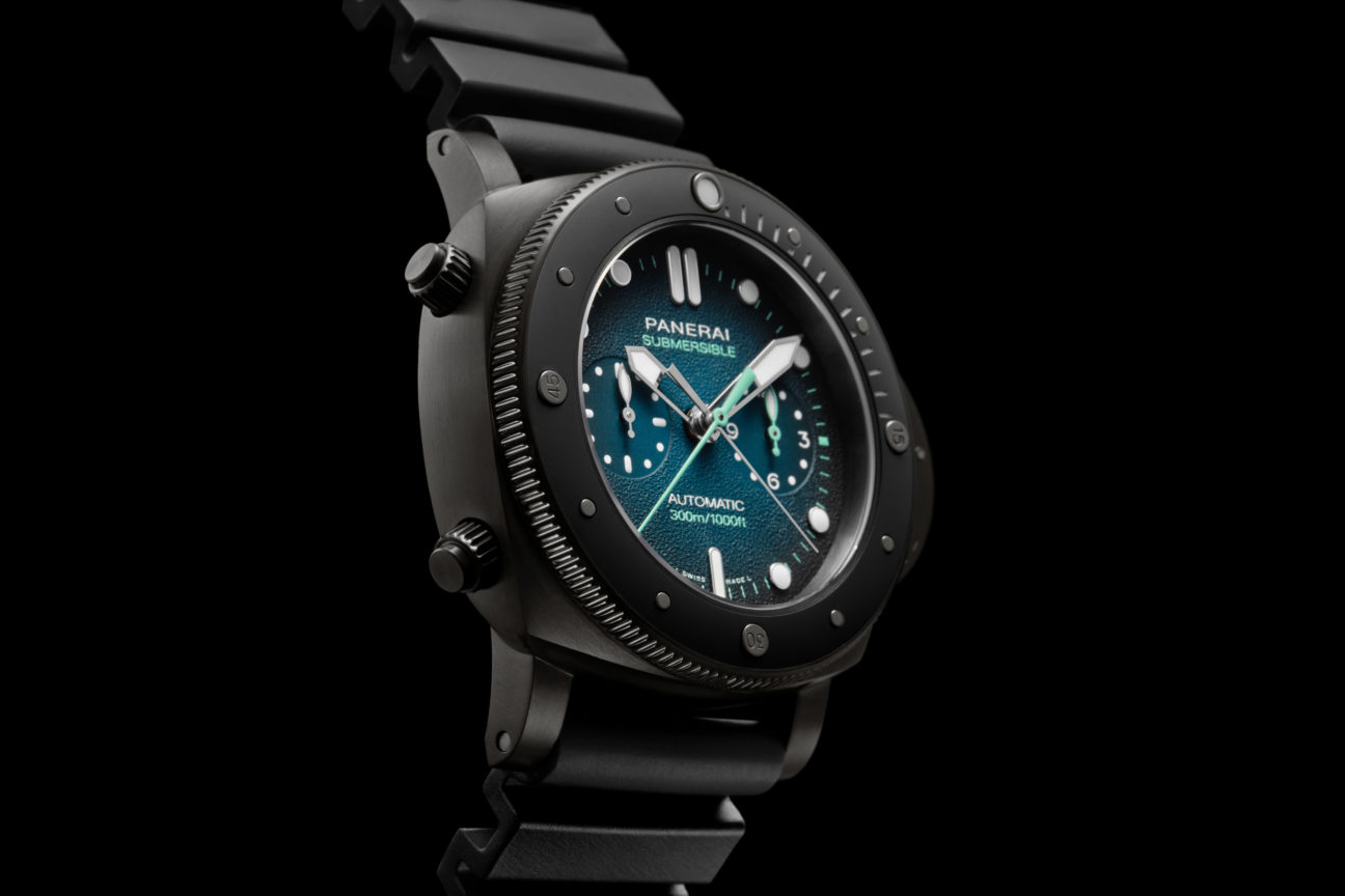 Panerai's Submersible Chrono Guillaume Nery Edition is more than just a watch