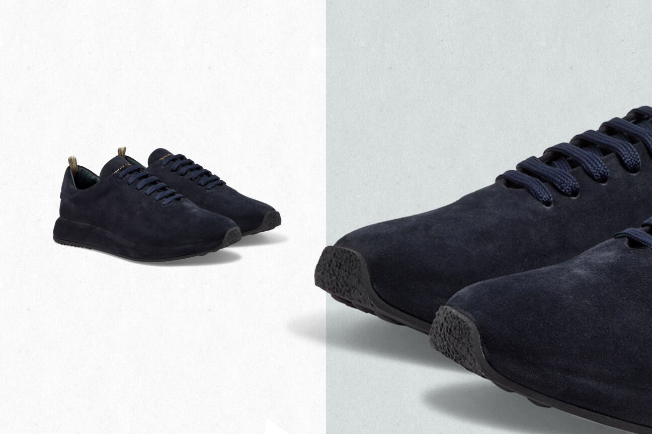 Race 17 Sneakers by Officine Creative