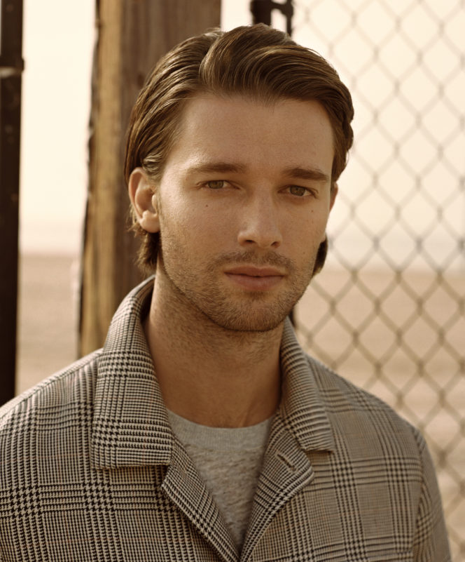 Patrick Schwarzenegger has a lot to live up to…
