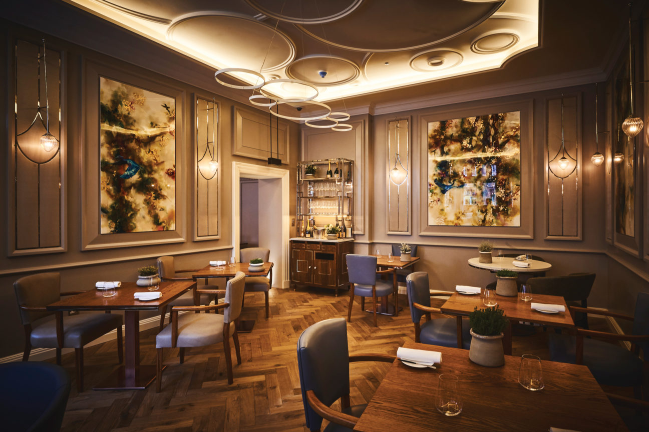 A first look at Chelsea's Belmond Cadogan Hotel