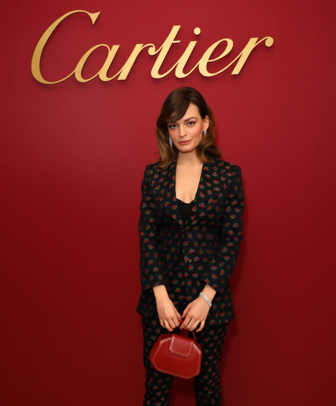 About Last Night: Cartier celebrates the reopening of the New Bond Street Boutique