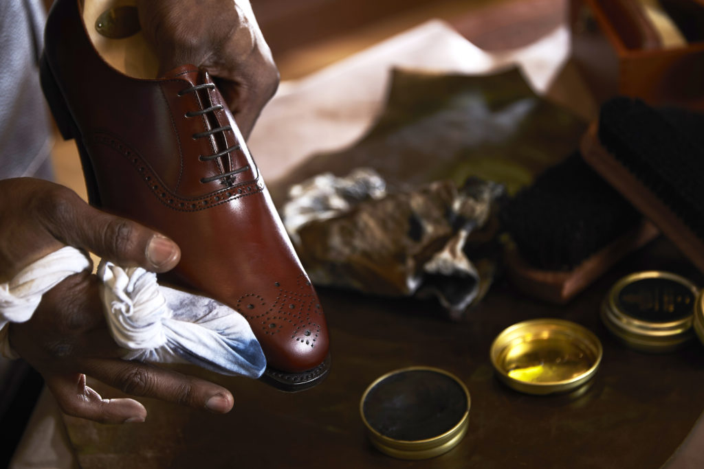 How to properly care for your leather shoes   Gentleman's Journal