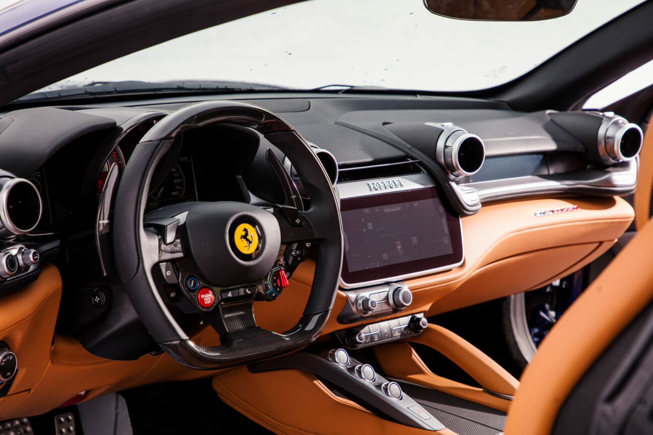 Could Ferrari's GTC4Lusso be their greatest grand tourer yet?