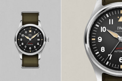 c653cc7d591 First look at the IWC Pilot s watch Automatic Spitfire