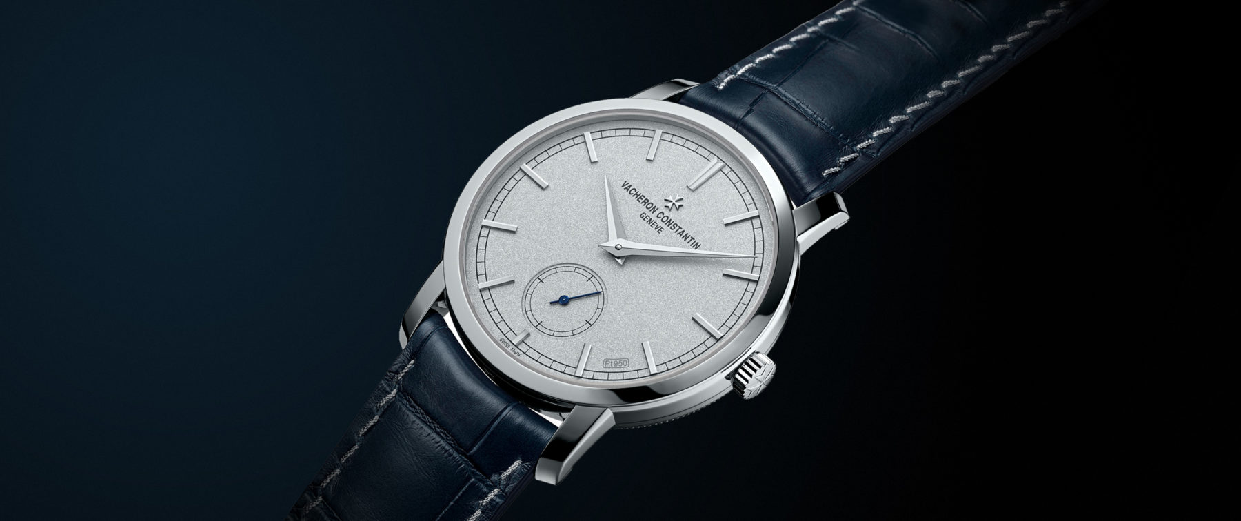 The Vacheron Constantin Traditionelle Platine is a shining example of heritage watchmaking