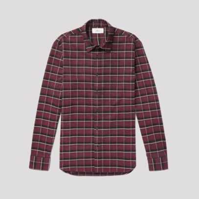 Flannel shirts are perfect for transitional style. Button up the best…