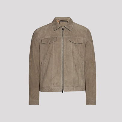 Our top nine suede jackets, and why you should own one