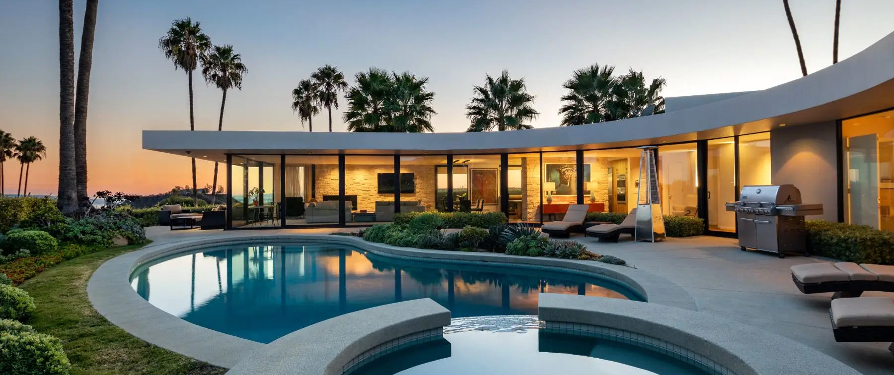 Elon Musk's California house has just gone up for sale
