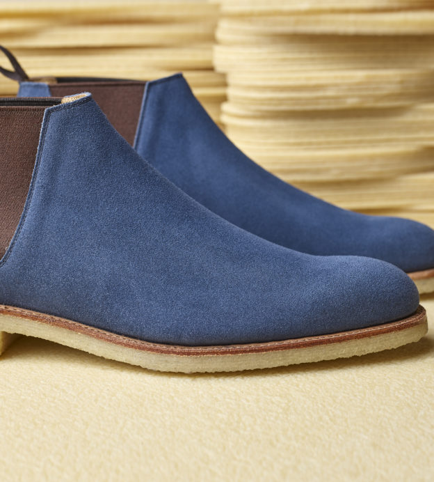 The Summer Line from Crockett & Jones will put a spring in your step