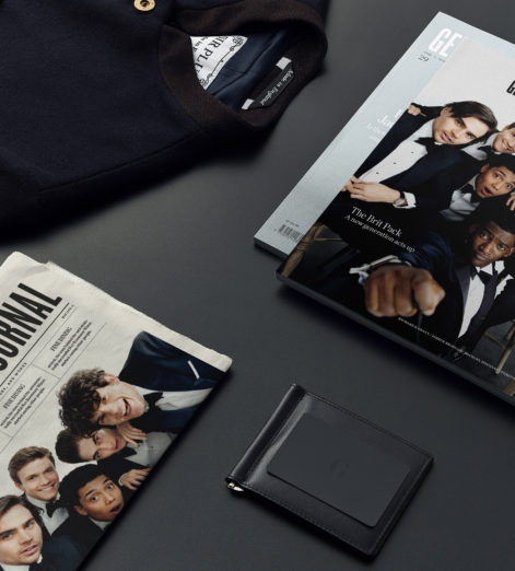 Welcome to the Clubhouse: Introducing the new Gentleman's Journal VIP membership