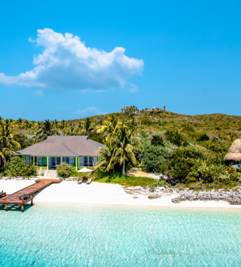 These are the world's most spectacular private islands