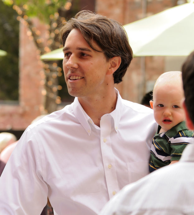 Is Beto O'Rourke the next President of the United States?