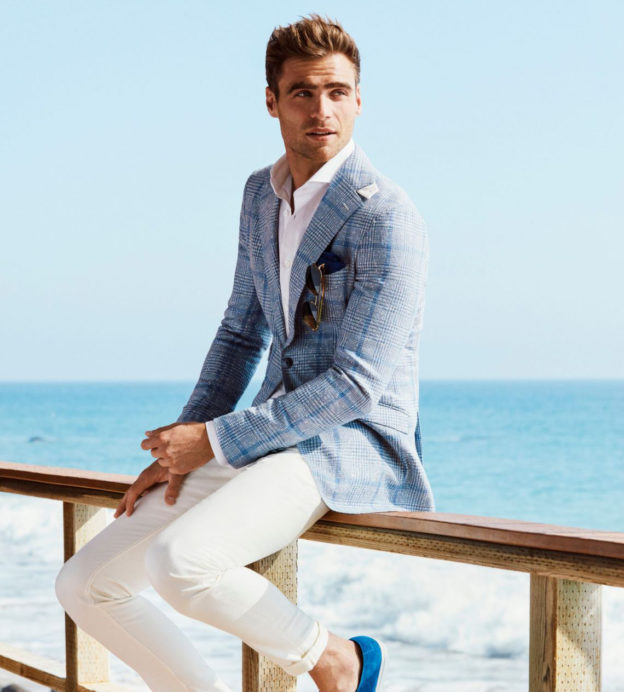 The new rules of spring tailoring