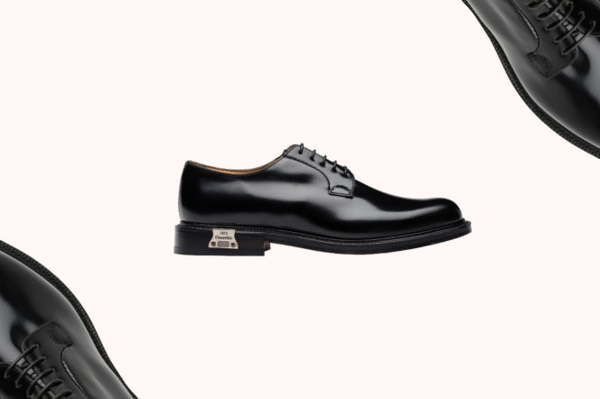 Editor's Picks: Church's Shoes, Wooden Turntable and Limited Edition Breitling
