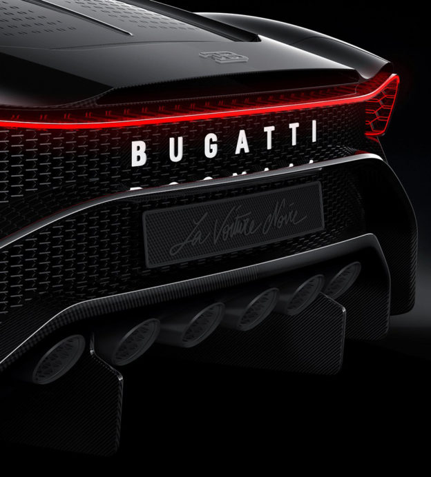 Bugatti's latest coupé is the most expensive car of all time