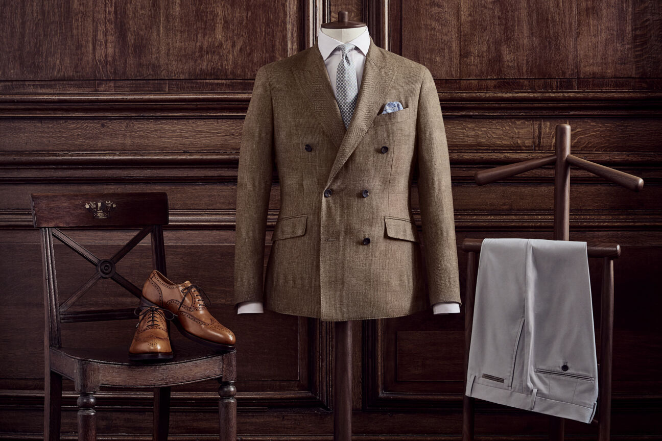 Win a made-to-measure suit from Hackett Personal Tailoring