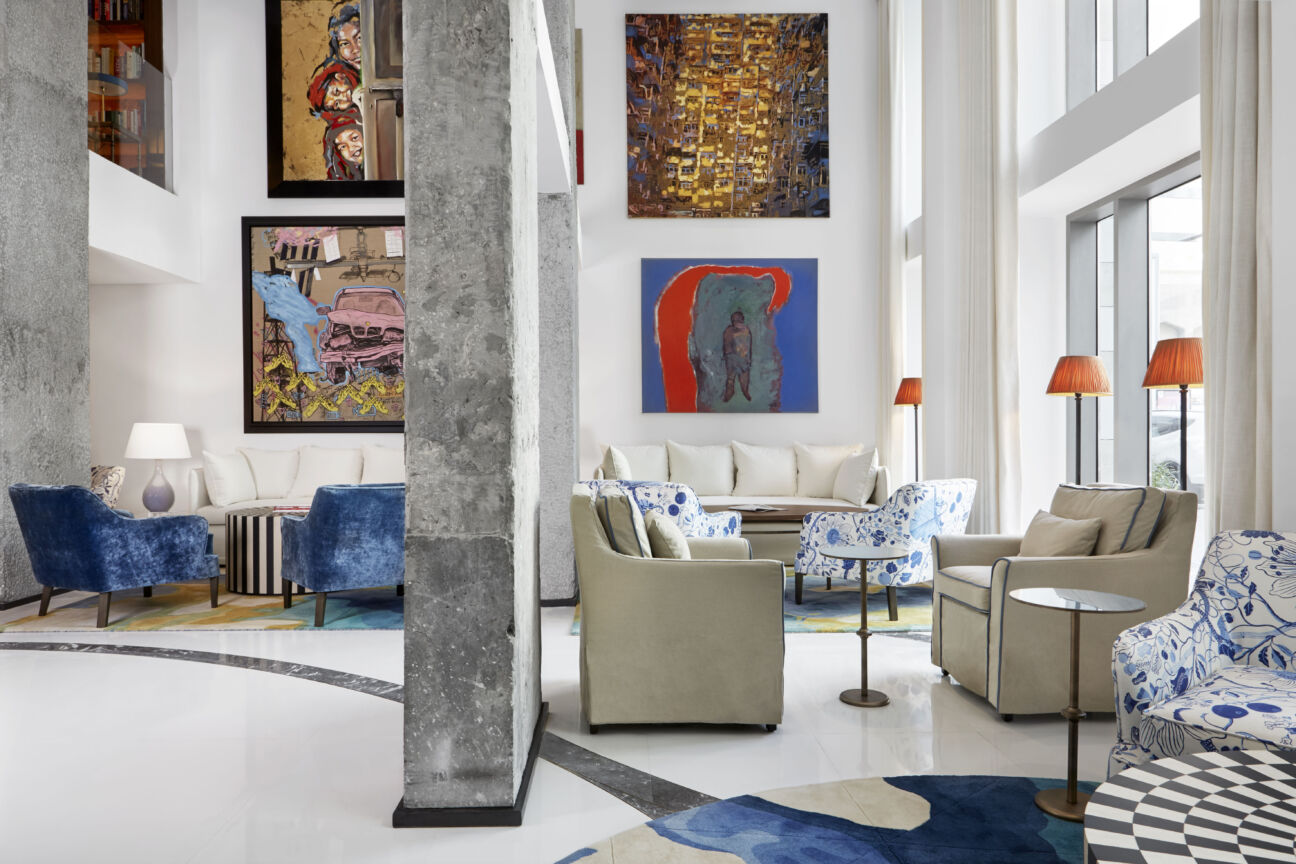 Sleeping with a Picasso: these are the hotels with the most amazing art collections in the world