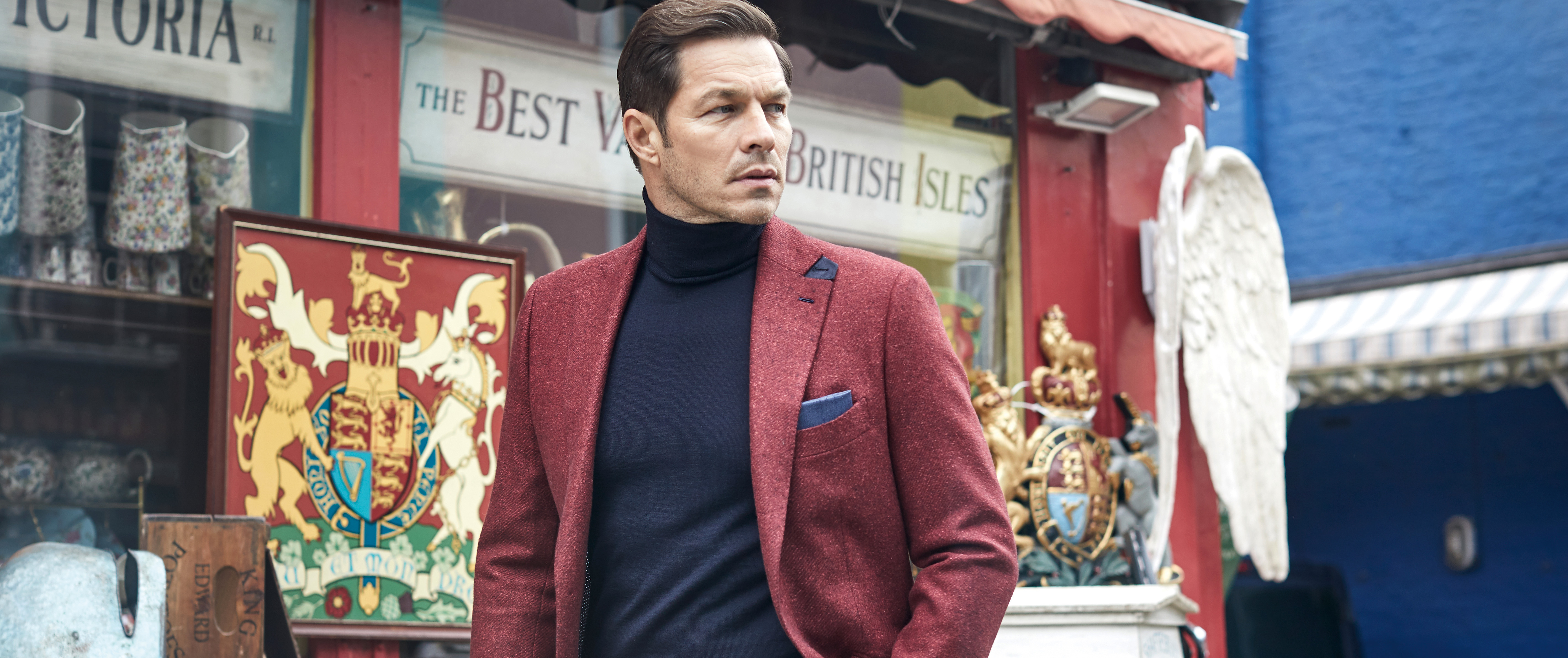 Here's how to style the classic turtleneck | Gentleman's Journal