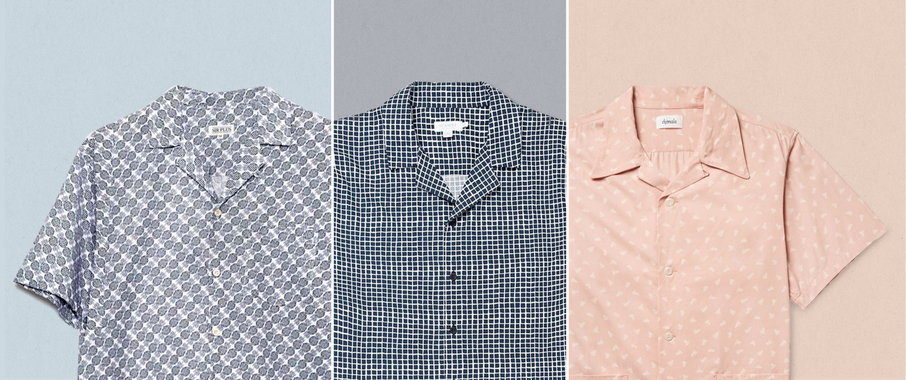 4afcb10b How to style a Cuban collar shirt (without looking like a drug baron)