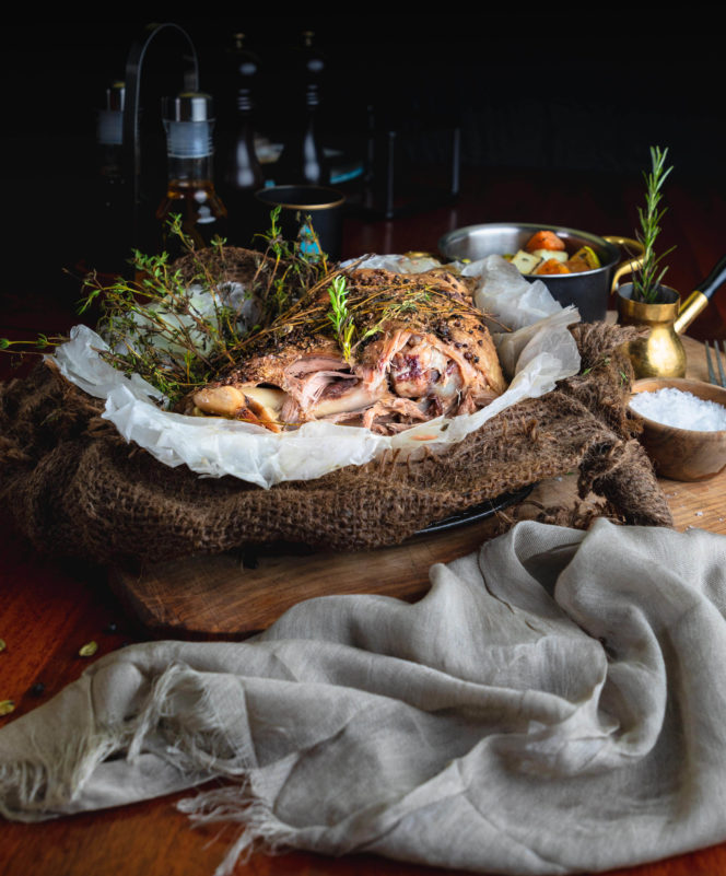 How to cook the perfect roast lamb, according to Michelin-starred chef Marcus Wareing