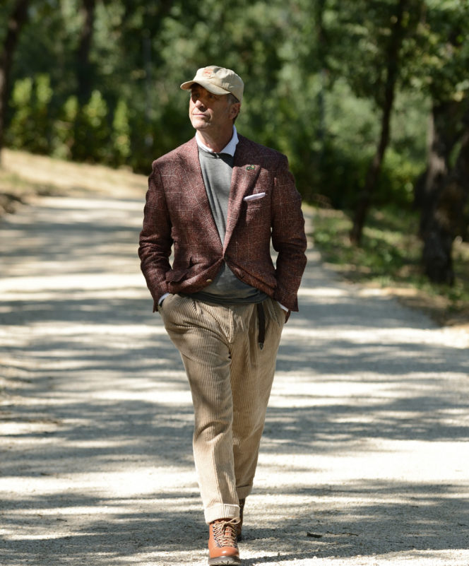Brunello Cucinelli shares his life philosophy