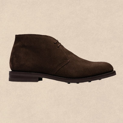 Lace up a pair of desert boots – the most reliable shoes ever made
