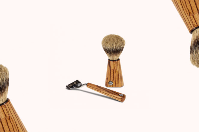 Editor's Picks: Evening Shirt, Rare Wood Razor and Leather Oud Aftershave