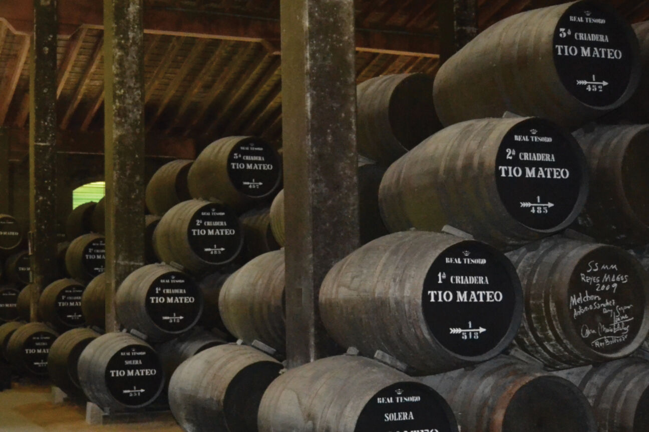 No trifling matter: how sherry became serious business
