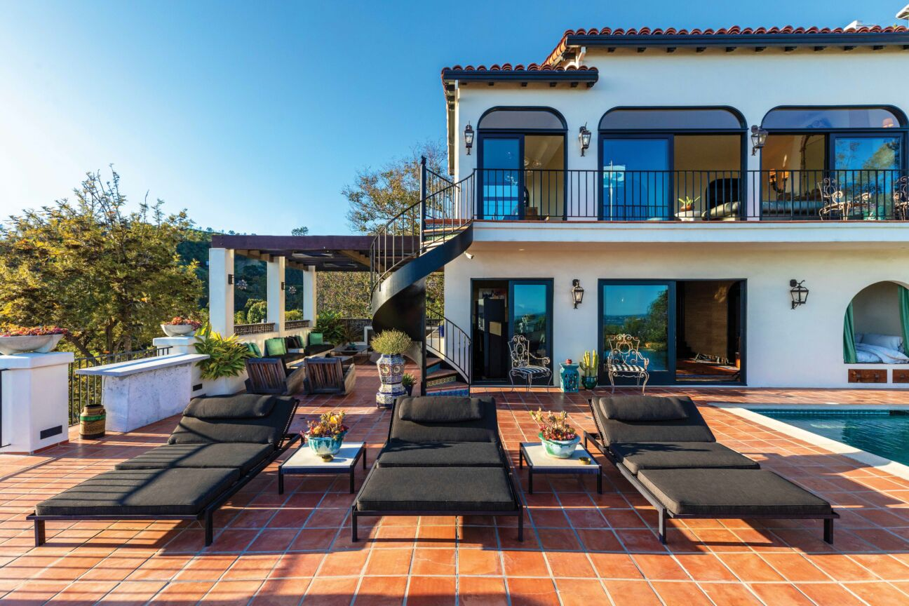 You can now own a piece of Hollywood history, as these A-List homes go for sale