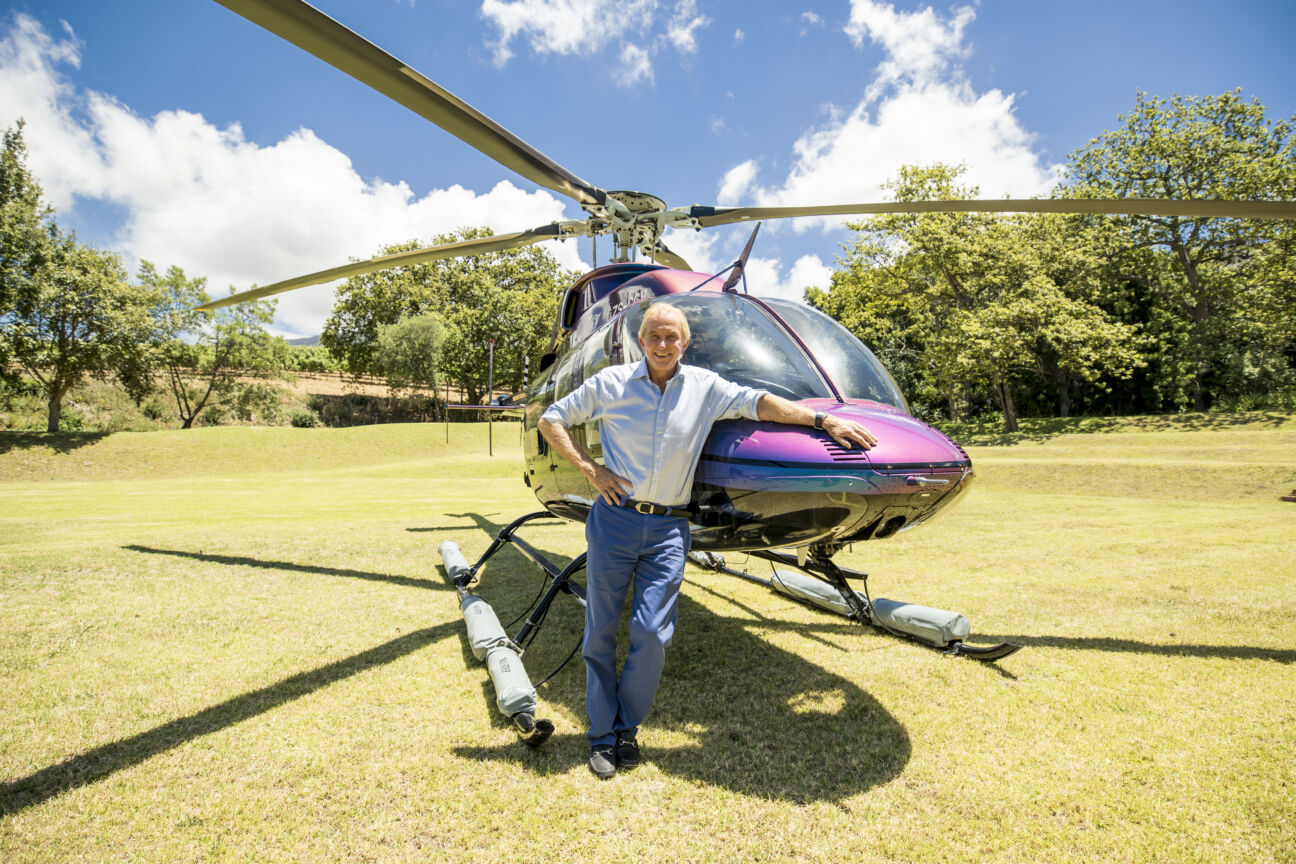 Luxury travel pioneer Geoffrey Kent reveals what makes an 'Inspiring Expedition'