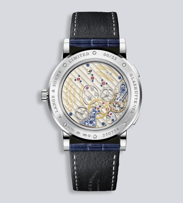A.Lange & Söhne's latest limited edition timepiece will show you the world
