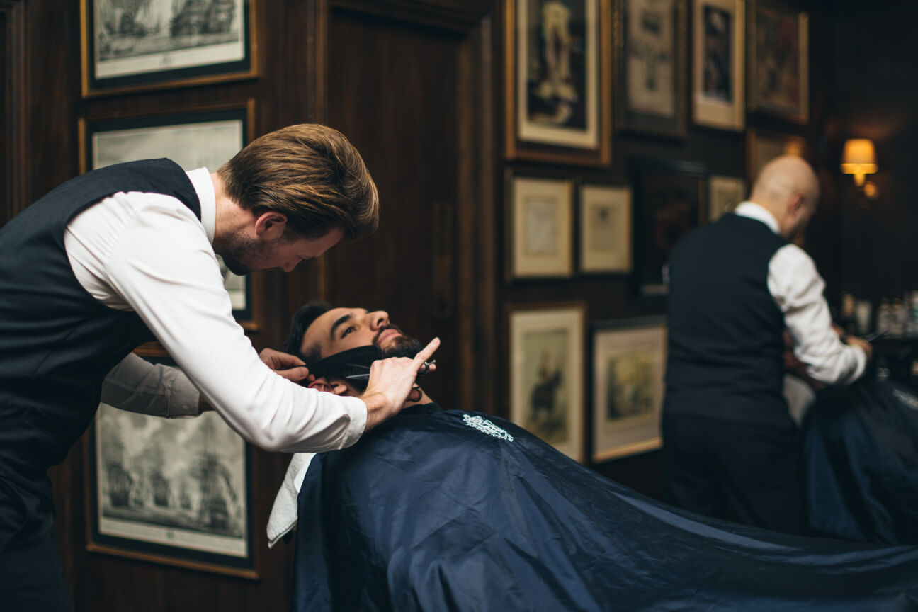 A royal-warranted barber tells us how to maintain perfect stubble