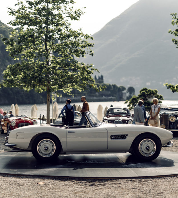 A. Lange & Söhne celebrate the elegance of classic cars at Lake Como