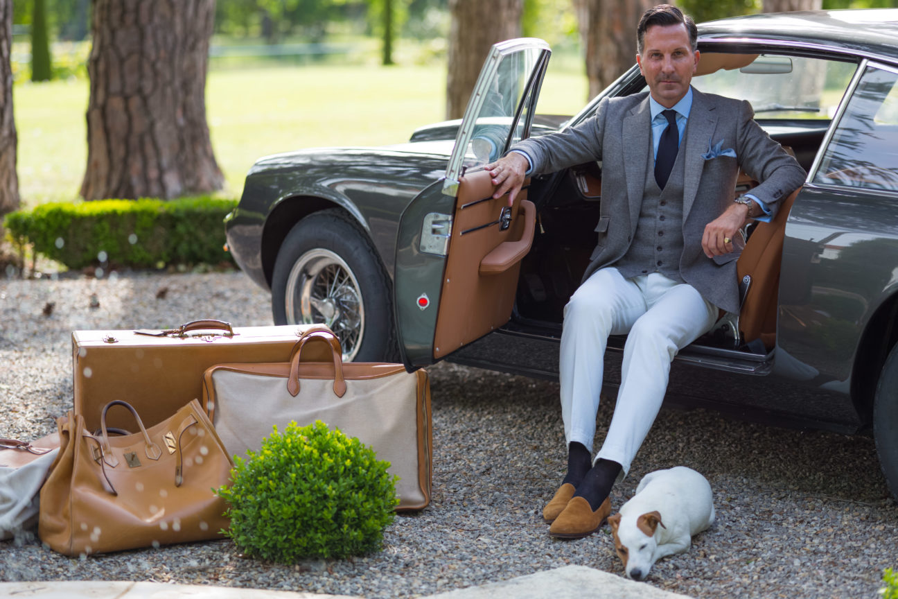 Alexander Kraft's 9 rules for living elegantly