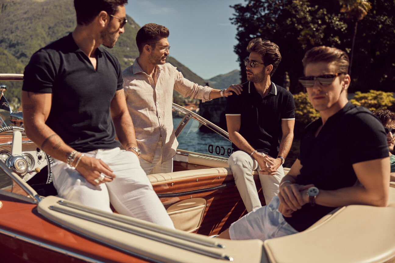 Orlebar Brown launch an exclusive collection inspired by James Bond