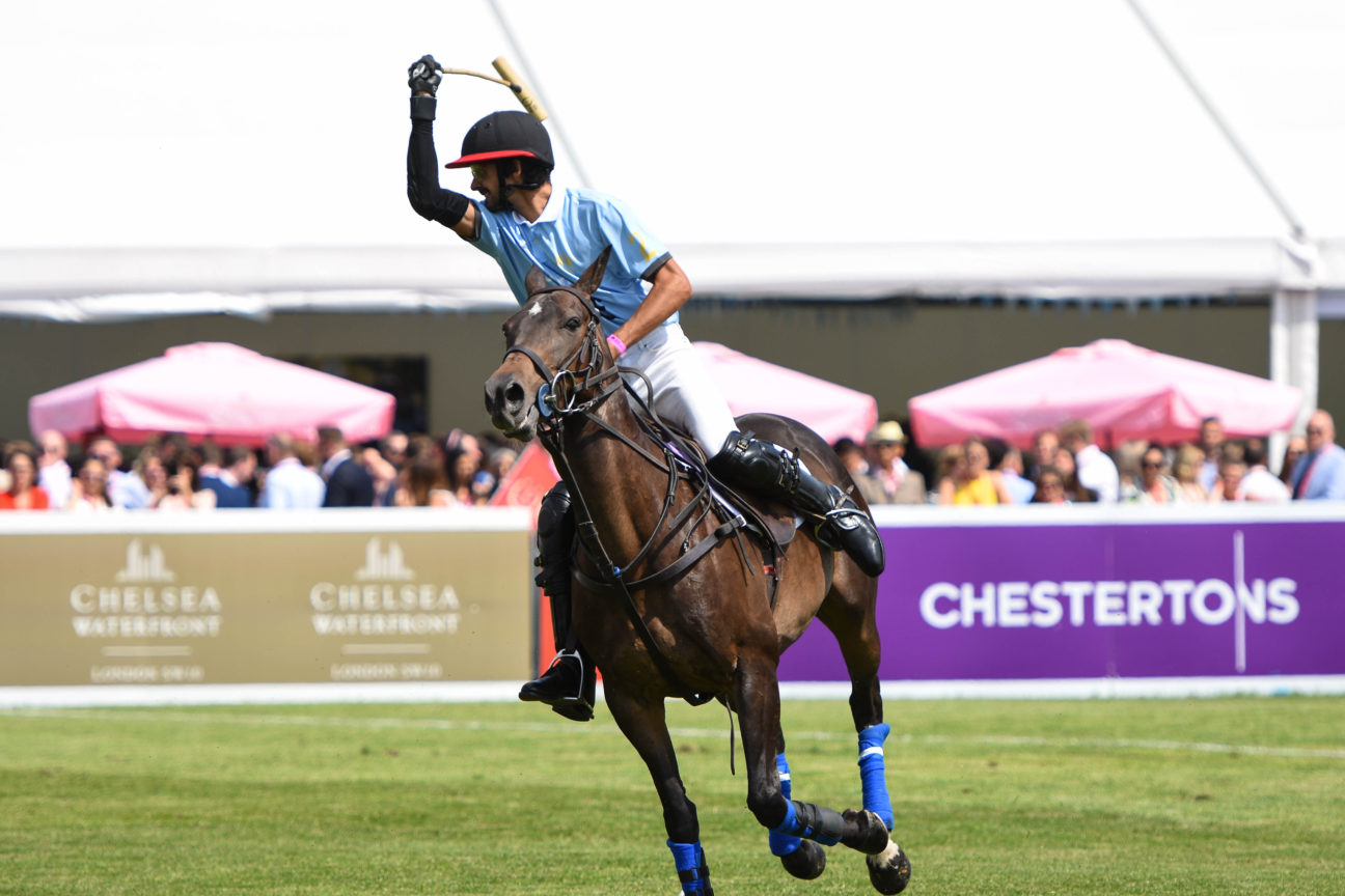 Win a VIP package at Chestertons Polo in the Park