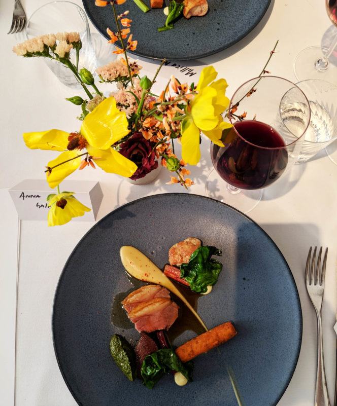 Château Quintus and The Clove Club bring you a perfectly-paired summer menu