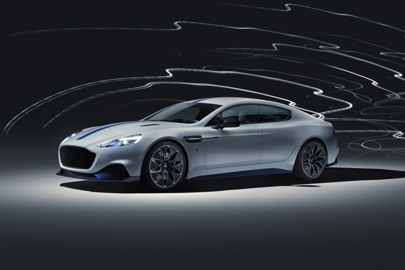 Aston Martin just went electric. What took them so long?