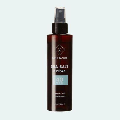 If you're not already using sea salt spray, you should be