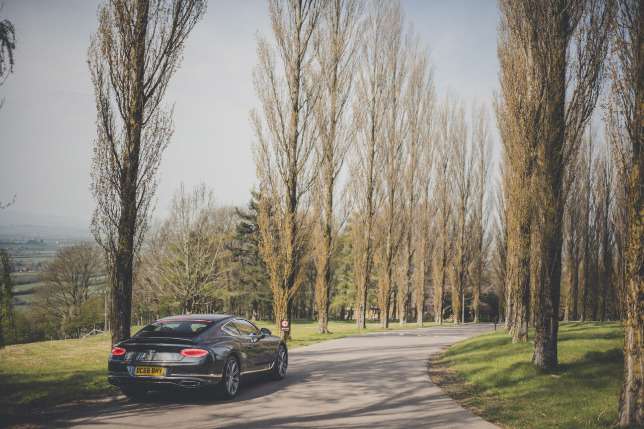 Drive Stories: Crossing the Cotswolds in a Bentley Continental GT