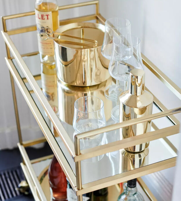 These are the best drinks trolleys to roll into your home office