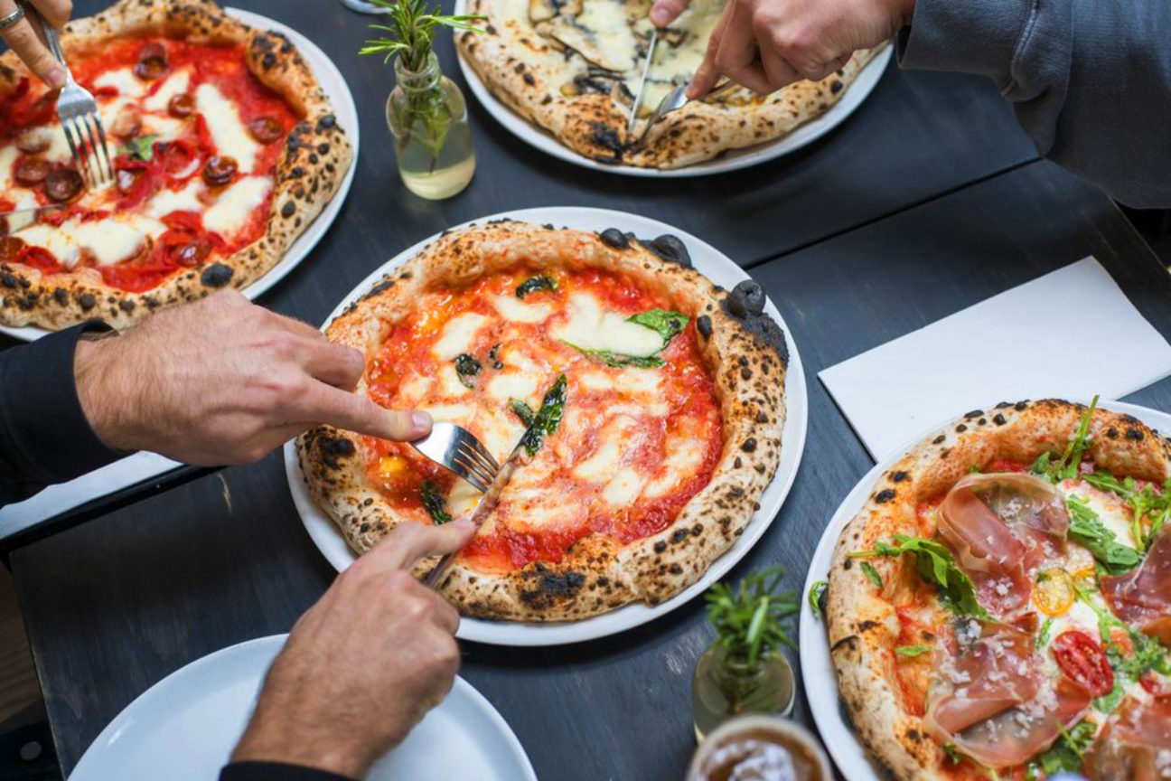 These are the best places for an authentic Italian pizza in London