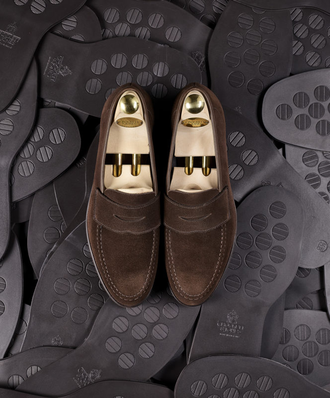 Crockett & Jones are a step ahead with the 'City Sole'